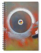 Fairground Spiral Notebook