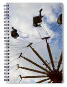 Fairground Fun 3 Spiral Notebook