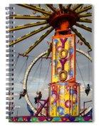 Fairground Fun 4 Spiral Notebook