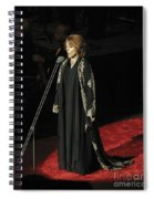 Fairouz Spiral Notebook