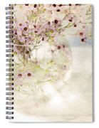 Fairy Bouquet Spiral Notebook
