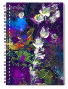 Fairy Dusting Spiral Notebook