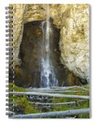 Fairy Falls Spiral Notebook