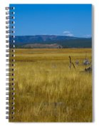 Fairy Falls Valley Spiral Notebook