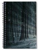 Fairy Forest Spiral Notebook