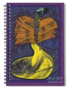 Fairy Godmother By Jrr Spiral Notebook