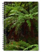 Fairy Hideaway Spiral Notebook