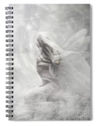 Fairy Of Vulnerability Spiral Notebook