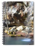 Fairyland Spiral Notebook