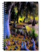 Fairyland Of Gnomes Spiral Notebook