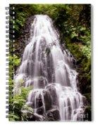 Fairy's Playground Spiral Notebook