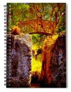 Fairytale Bridge Spiral Notebook
