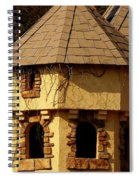 Fairytale Castle Spiral Notebook