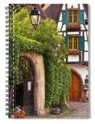 Fairytale Village Spiral Notebook