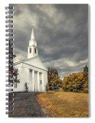 Faith Embrace Spiral Notebook