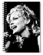 Faith Hill 18 - 1995 Spiral Notebook