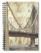 'faith' Spiral Notebook
