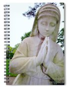 Faithful Fran Spiral Notebook