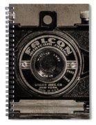 Falcon Minicam Junior Spiral Notebook