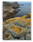 Falkland Islands Spiral Notebook