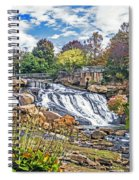 Fall Arrival Spiral Notebook