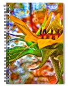 Fall Aspirations Spiral Notebook