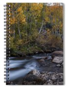 Fall At Bishop Creek Spiral Notebook