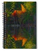 Fall Beauty Spiral Notebook