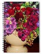 Fall Centerpiece Spiral Notebook