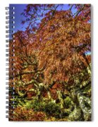 Fall Color At Biltmore Spiral Notebook