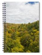 Fall Color Hills Mi 1 Spiral Notebook
