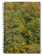 Fall Color Hills Mi 5 Spiral Notebook
