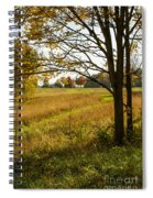 Fall Day In The Ozarks Spiral Notebook