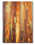Fall Day Spiral Notebook
