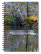 Fall Flight Spiral Notebook