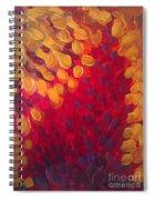 Fall Flurry Spiral Notebook