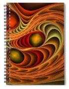 Fall Fun Festival Spiral Notebook