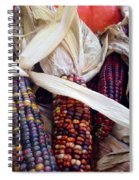 Fall Harvest Corn Spiral Notebook