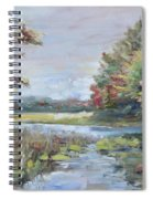 Fall Impressions Spiral Notebook