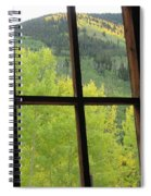 Fall In Ashcroft Spiral Notebook