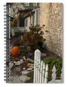 Fall In Elsah Il Img 9542 Spiral Notebook