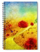 Fall In Oz Spiral Notebook