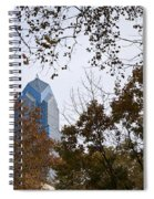 Fall In Philly Spiral Notebook