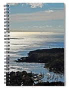 Fall In Rockport Spiral Notebook
