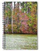 Fall Landscape 2 Spiral Notebook
