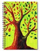 Fall Magic Spiral Notebook