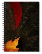 Fall Panorama Spiral Notebook