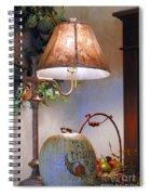 Fall Still Life Spiral Notebook