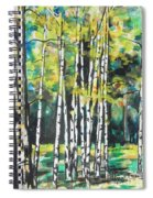 Fall To Pieces Spiral Notebook