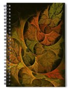 Fall Transitions Spiral Notebook